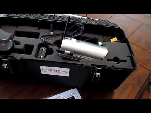 Bullseye Camera System 1000 Yard System Unboxing