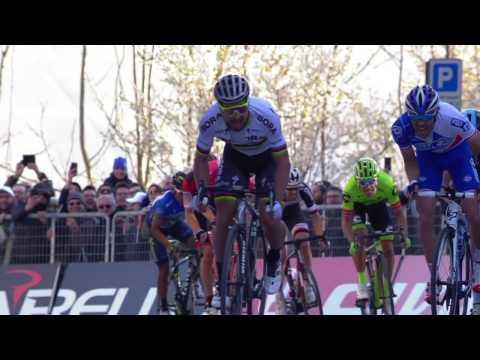 Tirreno-Adriatico: Stage 5 - Sagan powers to stage win
