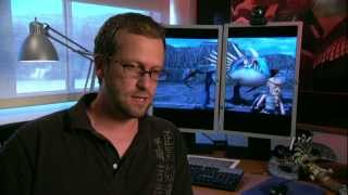 HOW TO TRAIN YOUR DRAGON - Interview with Shaggy Hornsby, Supervising Animator