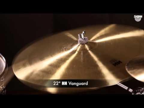 "SABIAN 22"" HH Vanguard - New for 2016"