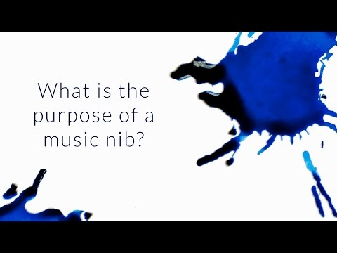 What Is The Purpose Of A Music Nib? - Q&A Slices