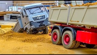 RC Truck stuck SPECIAL! A QUARTER MILLION subscribers compilation!