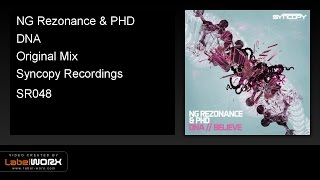 NG Rezonance & PHD - DNA (Original Mix)