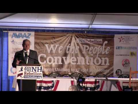 Rocky De La Fuente - We The People Convention 2-7-16