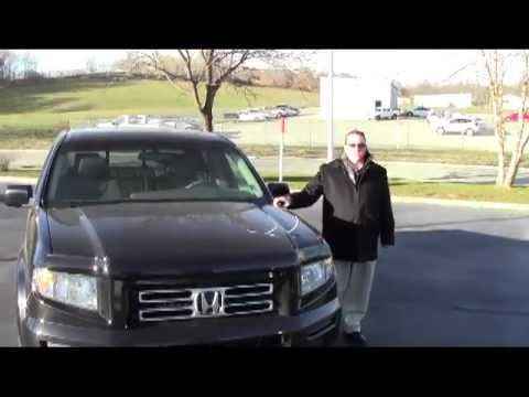 Used 2006 Honda Ridgeline Rts 4wd For Sale At Honda Cars Of Bellevue