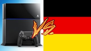 PS4 vs Germania | The Higher Lower Game