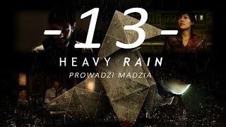 [PS4] Heavy Rain #13 - Eureka / Cmentarz / Bliźniacy / Kwiaty na grobie / Lala