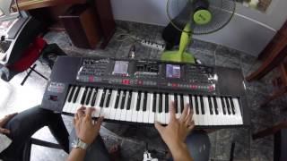 Organ Roland EA7 Hướng Dẫn Đi Hợp Âm Giã Từ - Nguyễn kiên Music