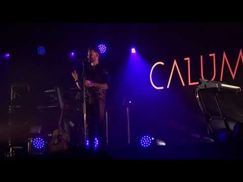 Dancing On My Own (Calum Scott Only Human Asia Tour Jakarta 2018) Mp3
