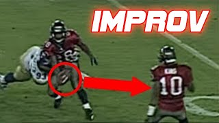 "NFL Best ""Improvised"" Plays"