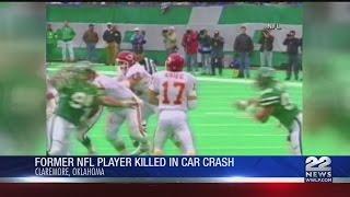 Former NFL player Dennis Byrd killed in car accident