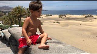 Canis Wiedergeburt | schöne Strände auf Gran Canaria| IdrisTv Online
