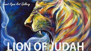 Lion of Judah  유다의 사자 아트 갤러리  …