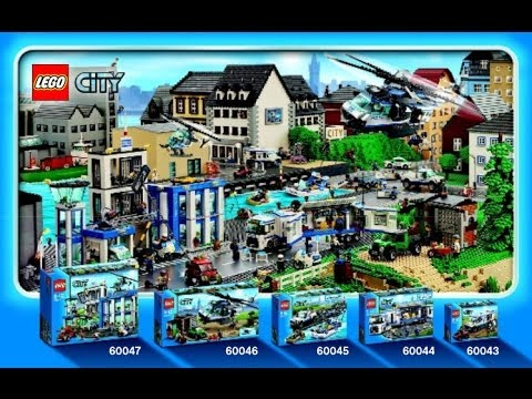 lego city 2014 police pictures hd