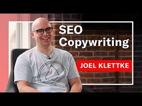 SEO Copywriting with Joel Klettke