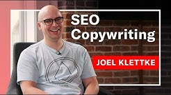 SEO Copywriting with Joel Klettke