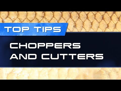 Top Fishing Tips: Choppers & Cutters