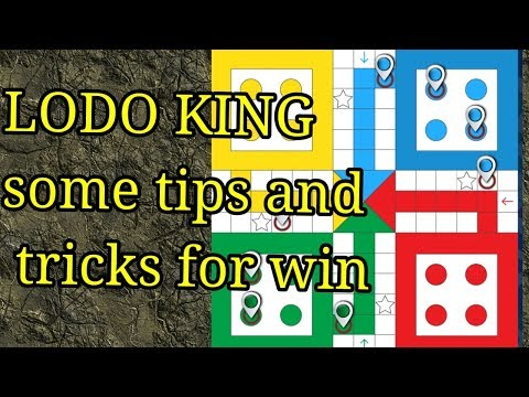 LODO  KING  some tips and tricks  for easy win.