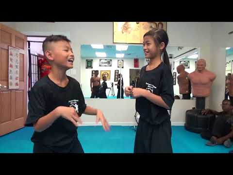 Kung Fu Kids - Bloody Knuckles Challenge