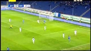 Дніпро - Волинь - 5:0. Відео-аналіз матчу
