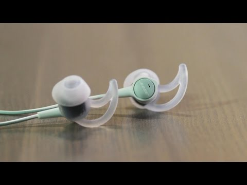 1e18bad93c9 Bose SoundTrue Ultra: Bose's best sounding in-ear headphone yet - YouTube