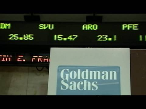 Goldman and Greed