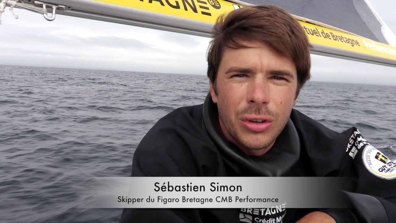 Les skippers de la Filière Bretagne CMB continuent encore et encore à travailler !