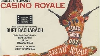 """Casino Royale"" FULL SOUNDTRACK ALBUM 1967 STEREO"