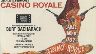 """Casino Royale"" FULL SOUNDTRACK ALBUM 1967 STEREO"
