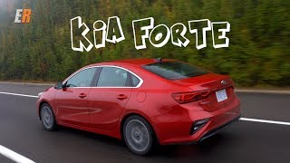 NEW 2019 Kia Forte Review - Can it Compete with the Civic and Corolla?