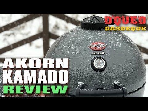 Akorn Kamado Review