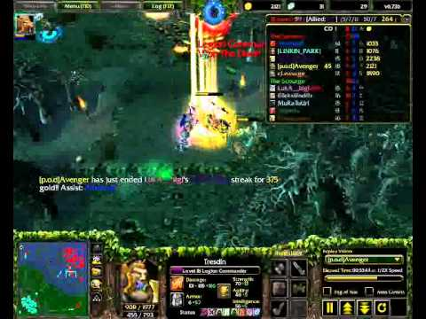 Dota Legion Commander Ultra Kill - YouTube  Legion Commander Dota 1