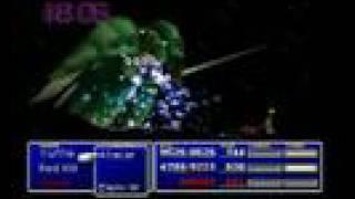 Final Fantasy VII - Emerald´s Rednage