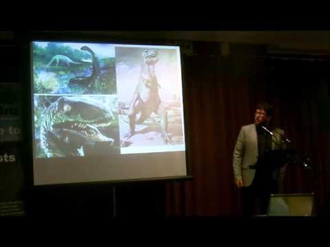 Dorset Humanists - Darren Naish - Predatory Dinosaurs and the Evolution of Birds