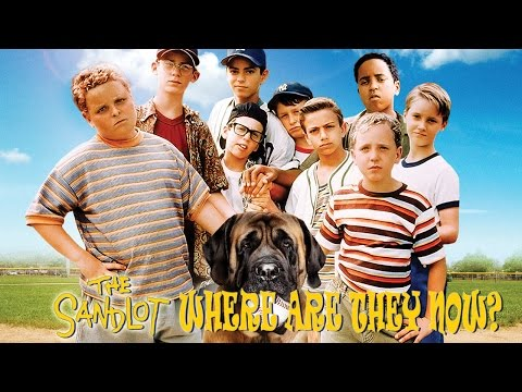 The Sandlot Cast: Where Are They Now?