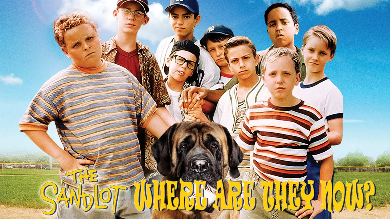 The Sandlot Cast Where Are They Now