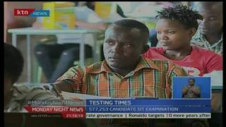 Monday Night News: Ministry of Education heads supervise KCSE exams as they commence today, 7/11/16