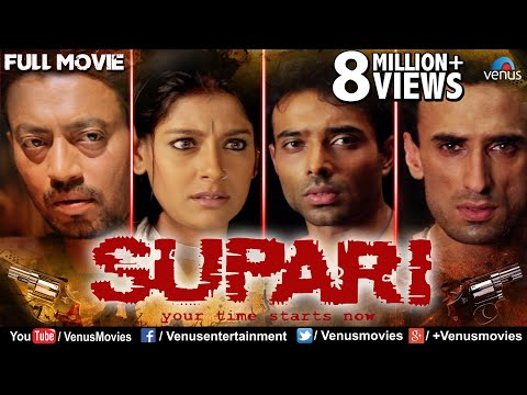 Supari (HD) | Full Hindi Movie | Uday Chopra | Rahul Dev | Nandita Das | Hindi Movies | Action Movie