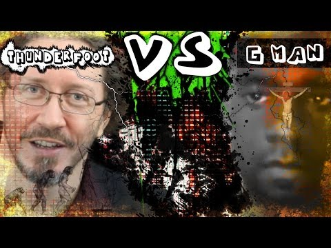 DEBATE: Thunderf00t VS. Gman! Atheist VS. Creationist! (DP)