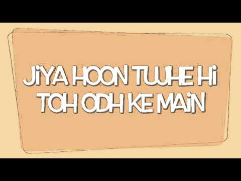Yahin hoon main(Lyrics)-Ayushman Khurana