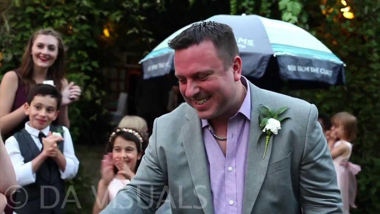 Wedding Magic - (Throwback to the mullet haircut lol)