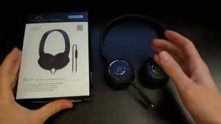Review of the SoundMAGIC P30S Portable On-Ear Headphones - By TotallydubbedHD