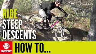 How To Ride Steep Descents Like A Pro thumbnail