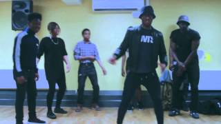 JAYCEE - SUZY (DANCE VIDEO BY SOUTH SIDE ALLSTARS)