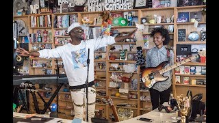 Download Wyclef Jean: NPR Music Tiny Desk Concert Mp3 and Videos