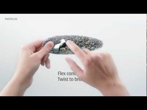 Um concept... phone: o Nokia Twist flexível!