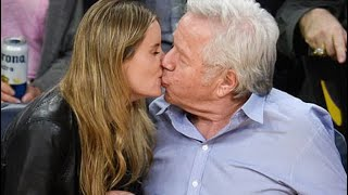 Patriots owner Robert Kraft charged with soliciting prostitution in Florida spa