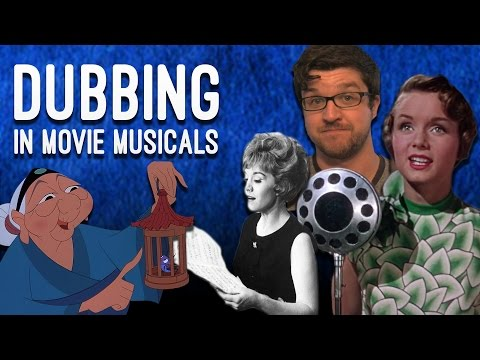 Dubbing in Movie Musicals