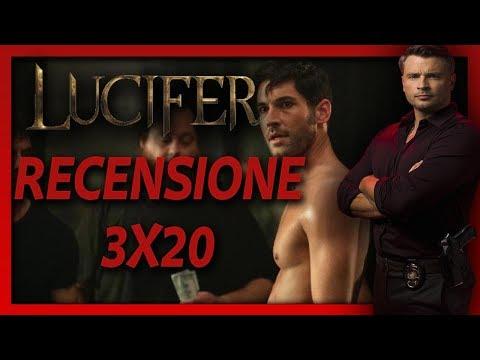 Lucifer 3x20 - Recensione ed Analisi