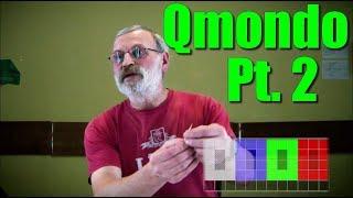 Qmondo Pt2. La deksesuma aritmetiko.